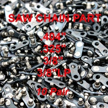 10 Pair Professional Saw Chain Part Pitch .404 .328 3/8 3/8LP is Available lp 204a page 8