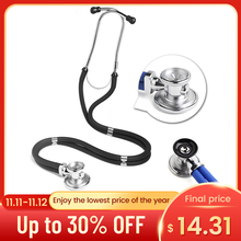 Multifunctional Doctor Stethoscope Professional Doctor Nurse Medical Equipment Cardiology Medical Stethoscope Medical Devices