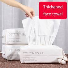 Lingettes de voyage jetables en coton pour le visage, lot de 100 pièces, pour le maquillage, le nettoyage du visage, #11