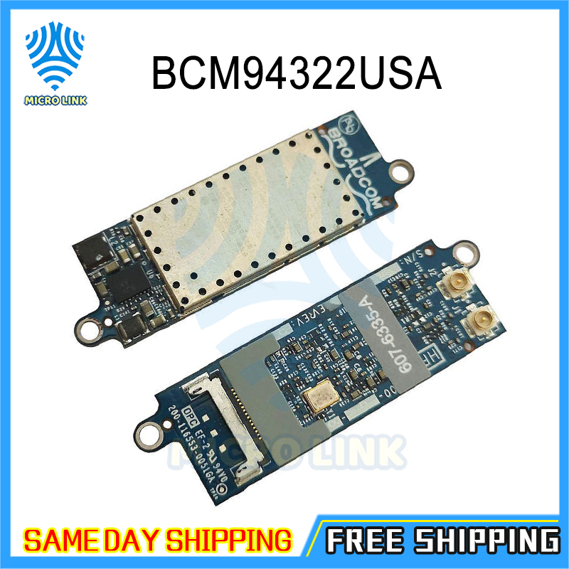 "NEW Original MacBook 13/"" A1278 2008 2009 2010 Wifi Airport Card"