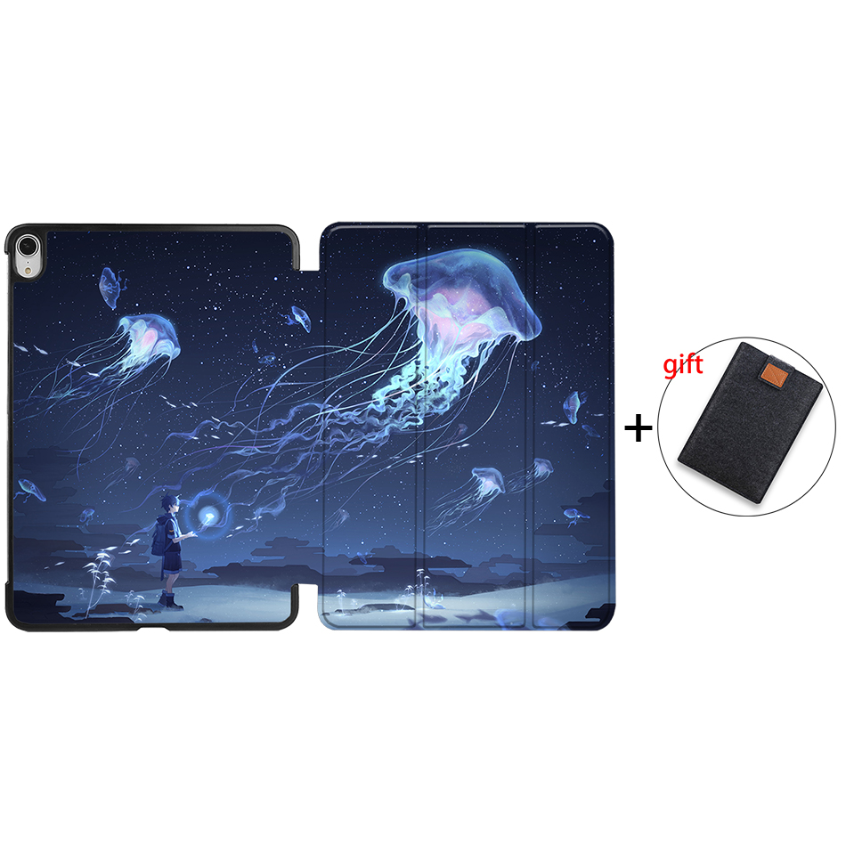 IPAD17 Khaki Sanmubaba 2020 Cover Case For iPad Pro Air 10 9 inch 4th Generation Slim PU Leather