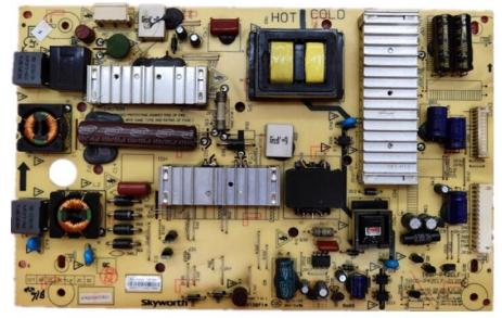 42E380S 47E615L 5800-P42ELF-0120 168P-P42ELF-11 Placa de alimentación Original usada