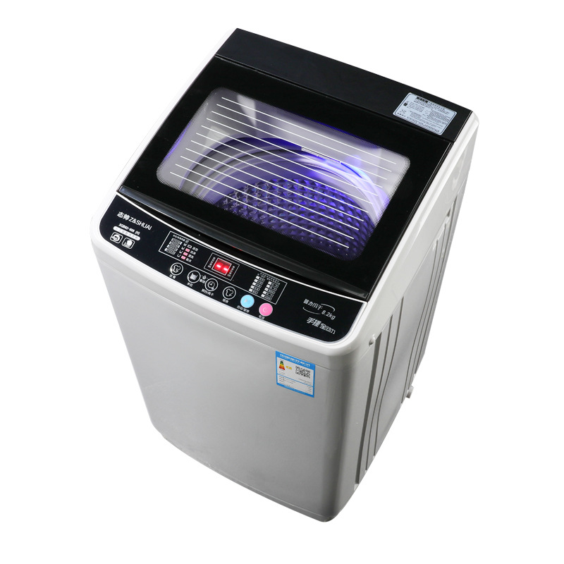 5.2/6.5/7.5/8.2KG Load Bearing Automatic Disinfection Washing Machine Antibacterial  Mini Laundry Washing Machine Clothes Washer
