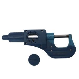 Image 2 - Shahe micrómetro Digital micrón de 0 25/25 50/50 75/100mm, micrómetro electrónico exterior, calibrador de herramientas digitales de 0.001mm