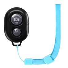 Neewer سوار بلوتوث لاسلكي ، جهاز تحكم عن بعد ، إصدار مصراع ، حزام معصم أزرق لهواتف Android و iPhone و Samsung و Huawei