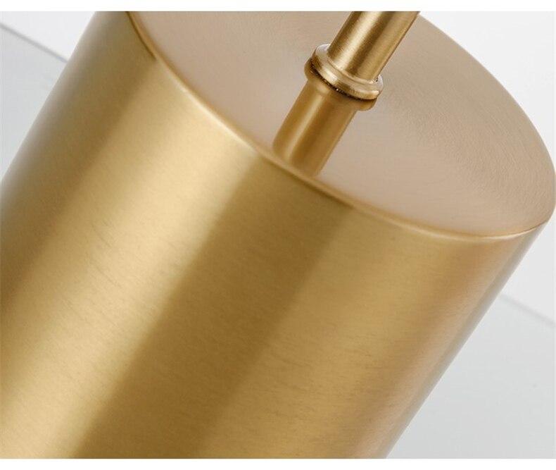 luzes mesa italiano designer quarto lâmpada cabeceira