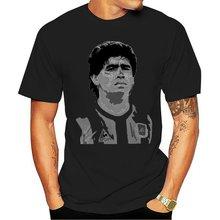 Футболка футболка Диего Армандо Марадона Аргентина образец мира