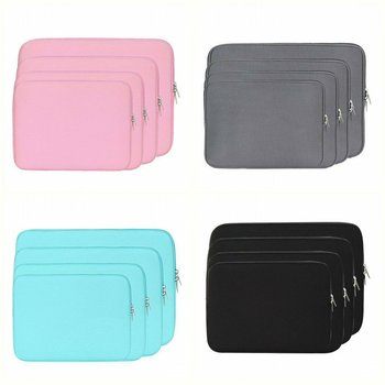7 9 7 12 13 3 14 15 6 17 3 laptop bag tablet bag protective case notebook liner sleeve pc cover for macbook air 11 case ns 15111 New Laptop Notebook Sleeve Case Bag Pouch Cover For MacBook Air/Pro 11''13''14''15'Protective Bag For Notebook