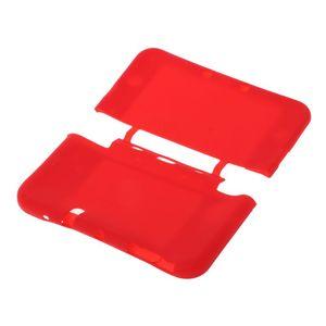 Weiche Volle Silikon Cover Schützende Shell Fall Abdeckung Haut für nintendo Neue 3DS XL/LL Spiel Konsole