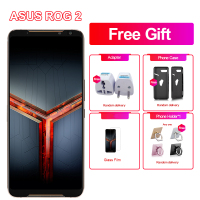 Brand New Asus ROG Phone 2 Game Phone 6.59 8GB RAM 128GB ROM Snapdragon 855+ NFC ROG Phone II ZS660KL 6000mAh LTE Mobile Phone