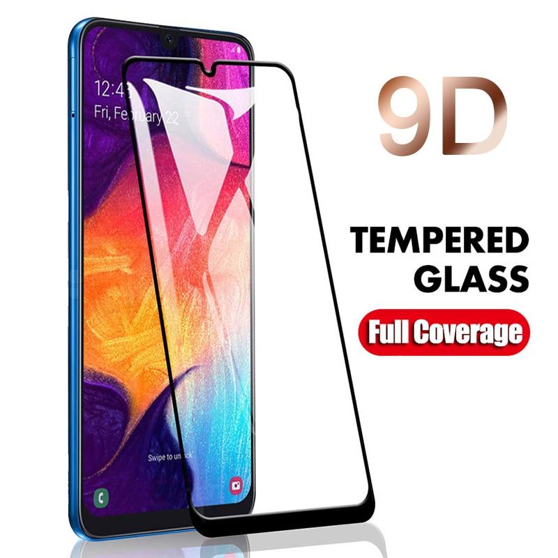 Verre trempé Pour Samsung 50 40 A20 A10 A50 A40 A30 A20e A70 A51 Verre Protecteur A51 A30S A20S 51 M31 M21 Protecteur Décran
