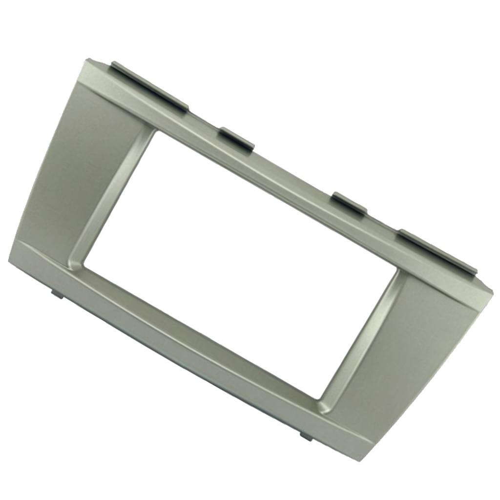 Replacement Car Stereo Radio Fascia Panel Trim Kit 2Din Frame