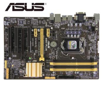 mainboard Asus B85-PLUS  USED Desktop Motherboard LGA 1150  DDR3 SATA3 USB3.0 ATX