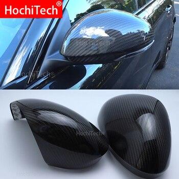 Espejo lateral de fibra de carbono de alta calidad para Alfa Romeo...