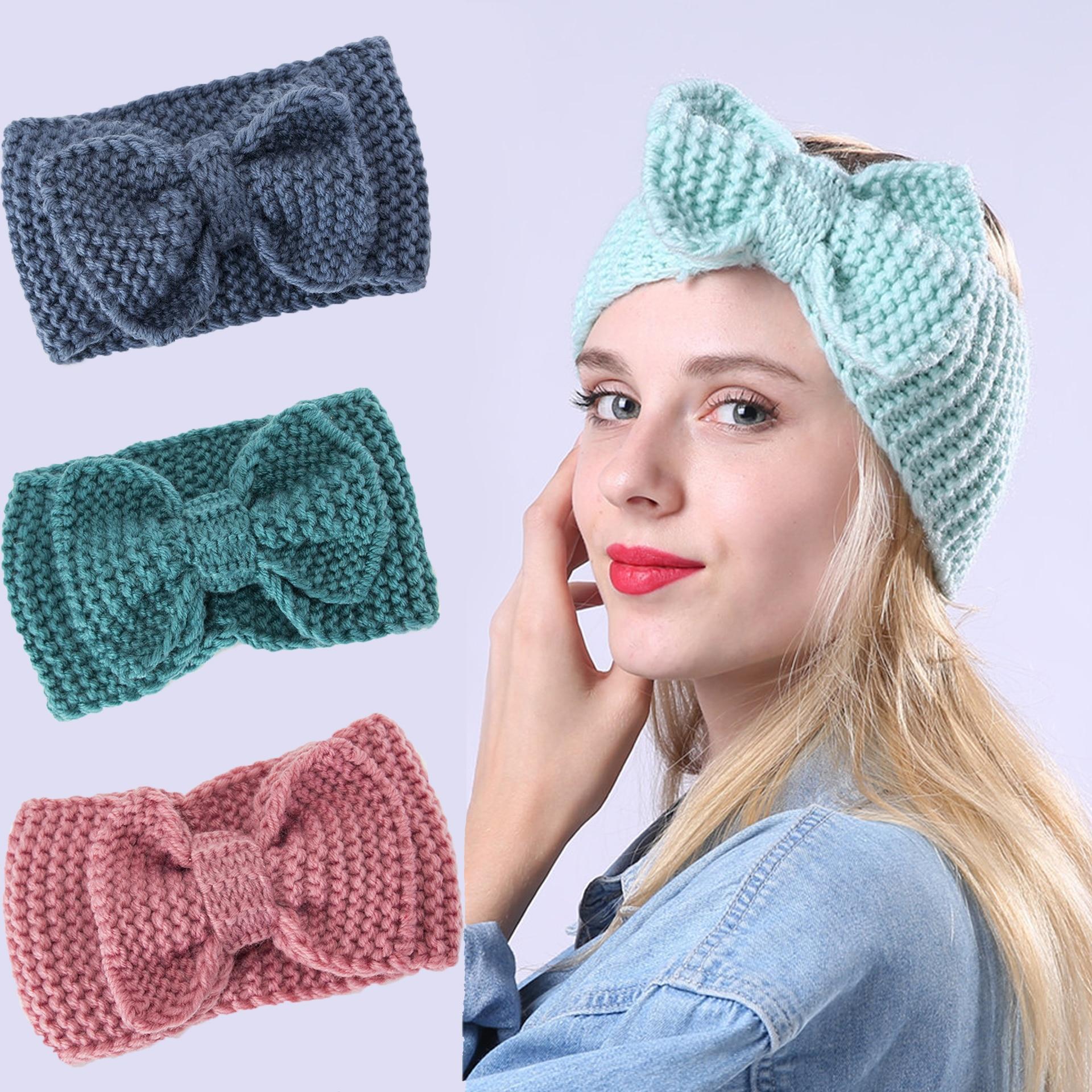 lola headwrap gift for her christmas gift crochet earwarmer Charcoal crochet headband womens headband twist headband