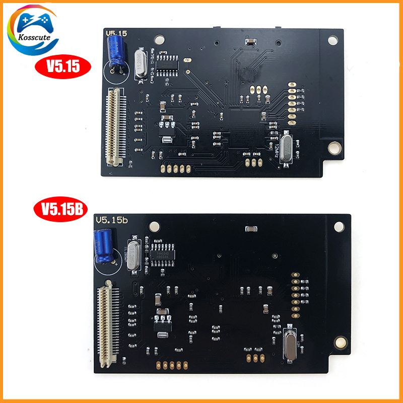 New Optical Drive Simulation Board For Sega Dreamcast GDEMU VA1 DC Game Optical Drive Analog Board V5.5 New Built-in Free Disk