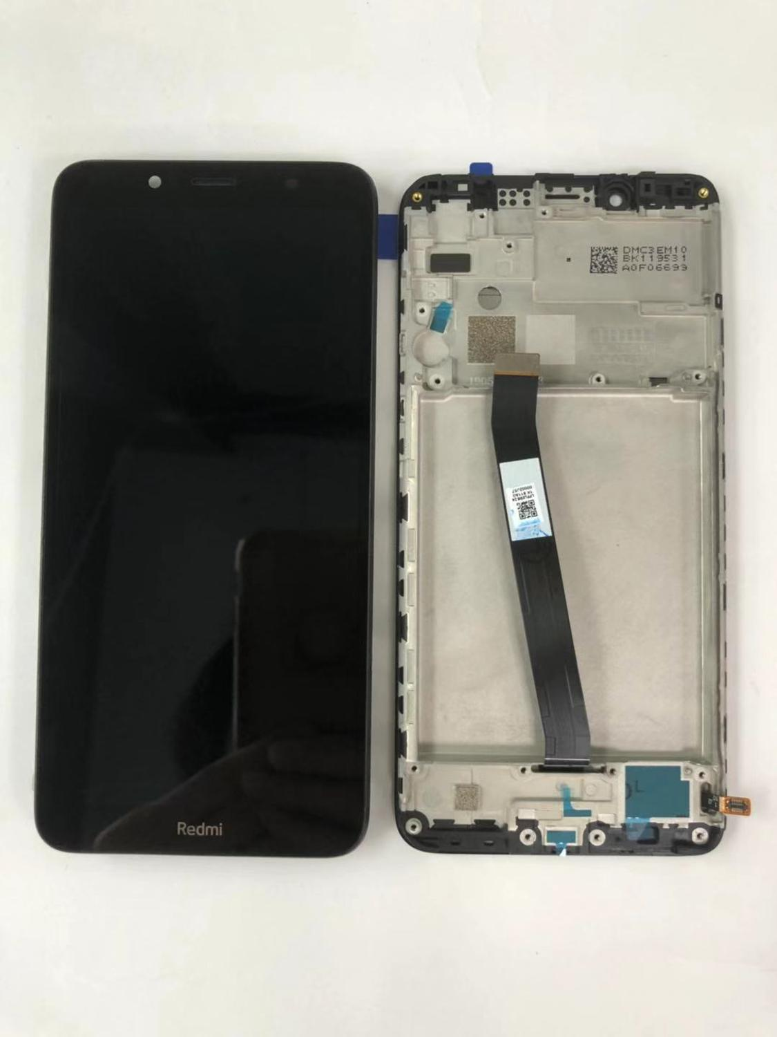 "Image 3 - Original For 5.45"" Xiaomi Redmi 7A MZB7995IN LCD Screen Display With Frame+Touch Screen Panel Digitizer For Xiaomi Redmi 7A-in Mobile Phone LCD Screens from Cellphones & Telecommunications"