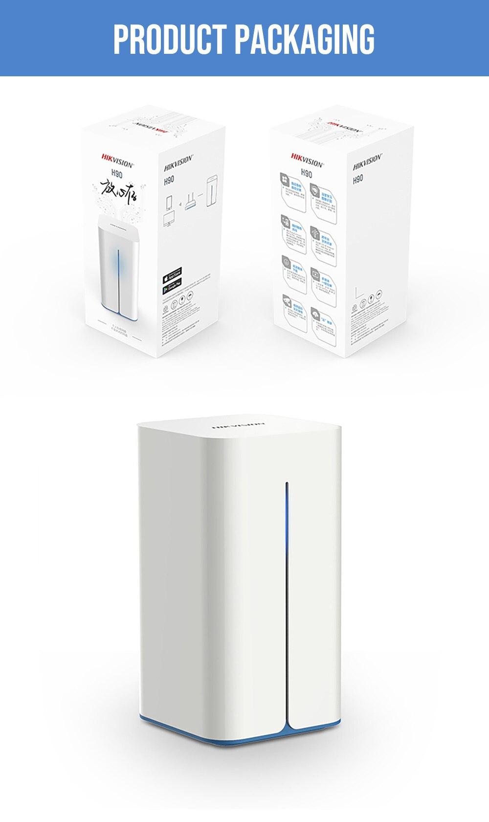 HIKVISON NAS Network-Cloud-Storage Mobile-Network H90 Smart USB USB2.0