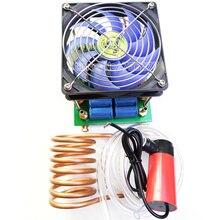 3000 Вт DC высокочастотный индукционный нагрев ZVS поставляется с бак+ водопровод+ водяной насос+ катушка без источника питания