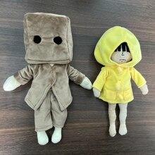 30 см Little Nightmares плюшевая игрушка приключение с героями мультфильмов милые мягкие плюшевые куклы Kawaii подарок игрушки для девочек вентиляторы...
