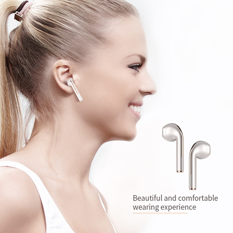 TWS Wireless Earphones Bluetooth 5.0 Fingerprint Headphone Stereo Sports Earbuds Headset With Mic Charging Box For iPhone Xiaomi