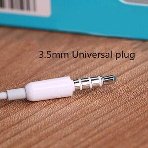 Image 5 - Auricolari originali HUAWEI Honor AM110 cuffie da 3.5mm con telecomando Mic per P7 P8 P9 Honor 9 10 V8 V10 V20 8C 8A 8X Mate 7 8 9