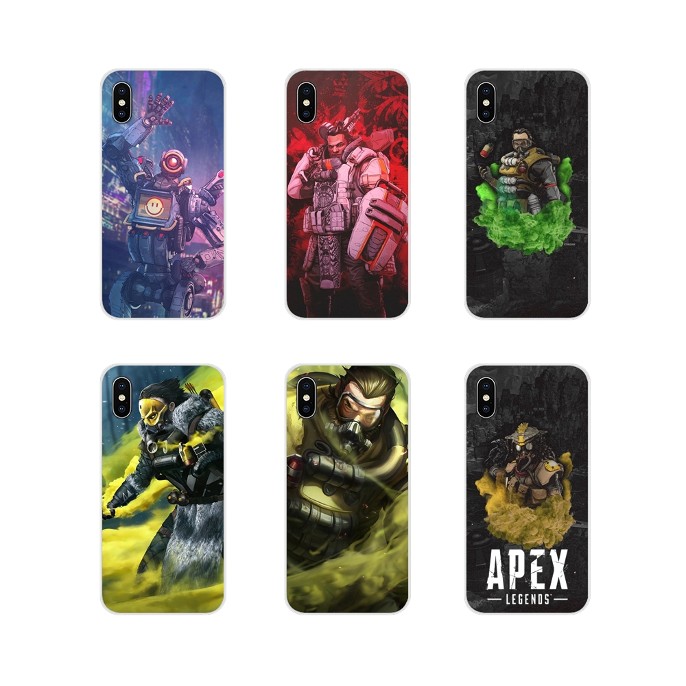 Accessories Phone Cases <font><b>Covers</b></font> <font><b>For</b></font> Oneplus 3 5 6 7 T Pro <font><b>Nokia</b></font> 2 3 5 6 8 9 230 <font><b>2.1</b></font> 3.1 5.1 7 Plus 2017 <font><b>2018</b></font> game Apex Legends image