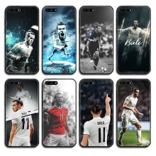 цена на Wales football athlete Gareth Bale trend shell black Phone case For Huawei Honor Mate 5 6 7 8 9 10 20 30 A C X Lite Pro
