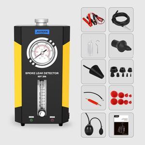 Image 5 - AUTOOL SDT206 Auto Rauch Leckage Detektor Automotive EVAP Leak Tester Locator Auto Diagnose Generator Intake Blase Airbag