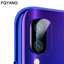 FQYANG 2PCS Back Lens Film Tempered Glass Protector For Redmi Note7 K20 Pro 4X S2 7A Xiaomi black shark 2 CC9 9 9SE Note3