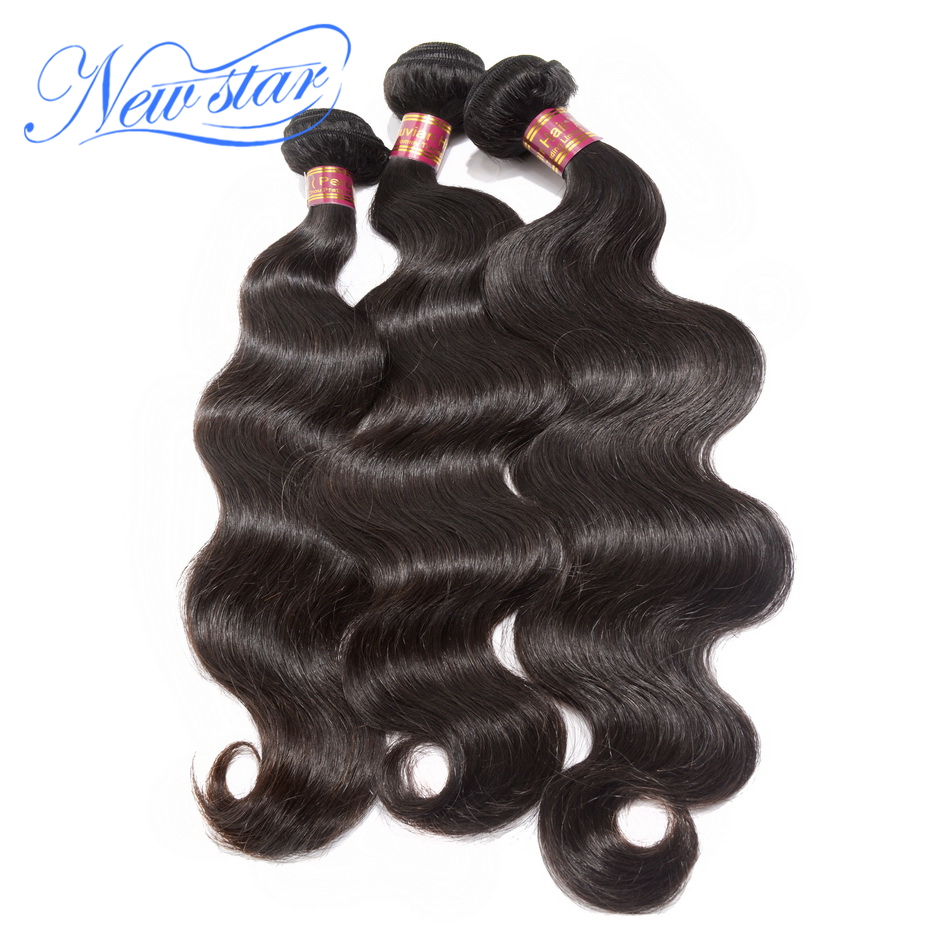 Peruvian Virgin Body Wave Hair Extension 3 Bundles Thick Human Hair Waving Unprocessed Cuticle Aligned New