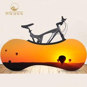 HSSEE красивый пейзаж серии эластичный чехол для велосипеда 26