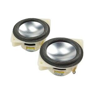 Image 2 - GHXAMP 1.5 inch 4ohm 5W full range speaker Long stroke Magnesium Aluminum cone Neodymium Desktop Bluetooth MINI Speaker Diy 2pc