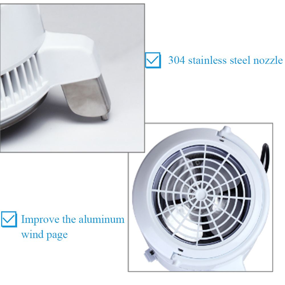 110V/220V 750W 4L Pure Water Distiller Water Purifier Container Stainless Steel Water Filter Device Household Distilled Water - 4