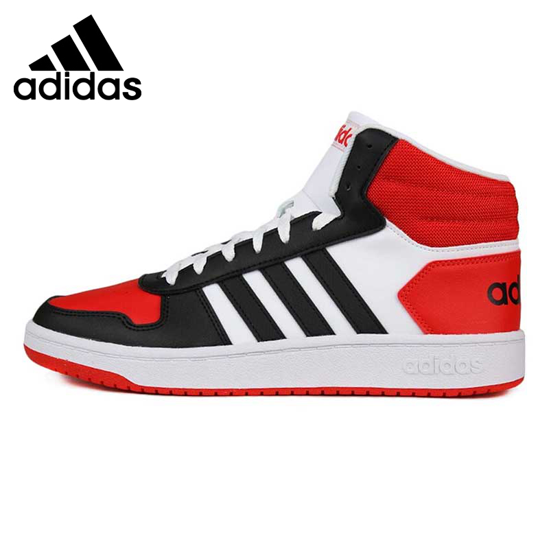 Original New Arrival Adidas NEO HOOPS 2.0 MID Men's Basketball Shoes  Sneakers