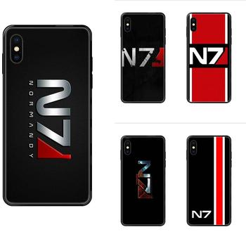 Nice Phone Cases For Huawei Honor 6A 7A 7X 8C 8X 9 9A 9I 9X 10 10I 20 20I 20S Lite Pro Greatest Mass Effect N7 Armour image