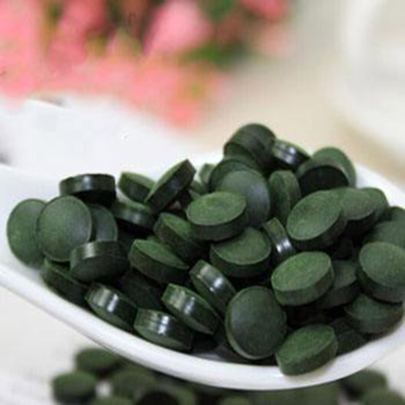Image 3 - спирулина Rich In Protein Multi Vitamins Spirulina Tablet For Promote Overall Health Good Immune Anti Fatiguemarine extracts   -