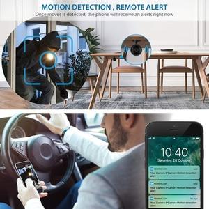 Image 5 - IP Mini Camera Wifi 1080P Night Vision Sensor Motion Camcorder Monitor Phone App Camaras Video Surveillance Thermal Camera New