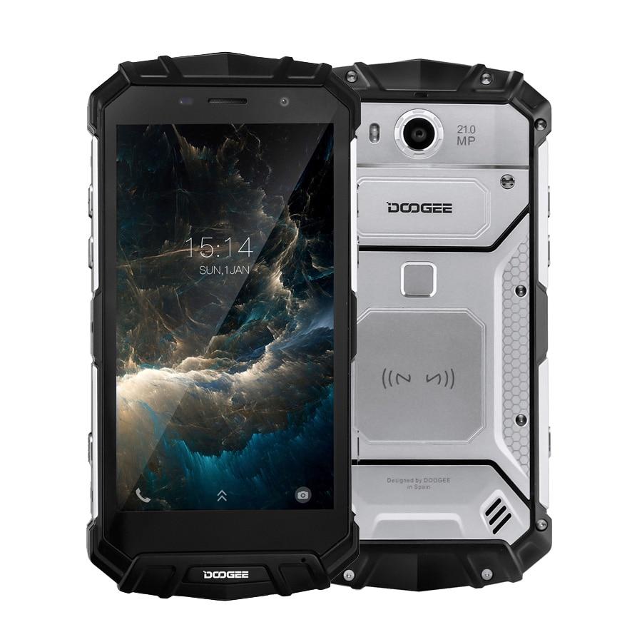 Original DOOGEE S60 4G LTE Mobile Phone 5.2