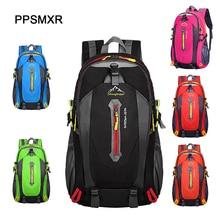 цены Outdoor Waterproof Hiking Backpacks 40L Tear Resistant Nylon Sports Bag Camping Hiking Trekking Travel Backpack For Women Or Men