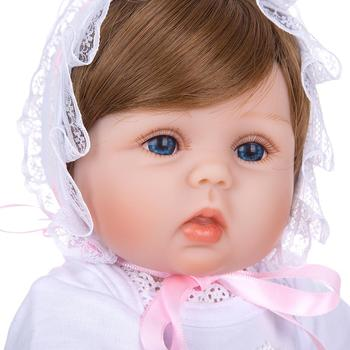 Кукла-младенец KEIUMI 17D03-C364 6