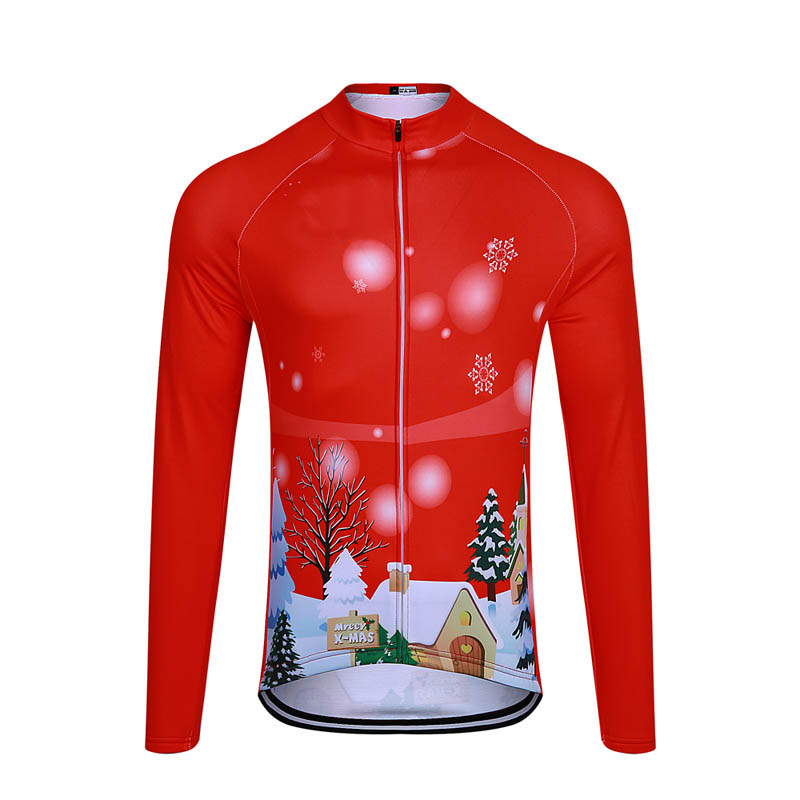 Fleece Jersey SPTGRVO Clothing-Uniform Bicycle-Wear Bike Maillot Lairschdan New Pro Mtb
