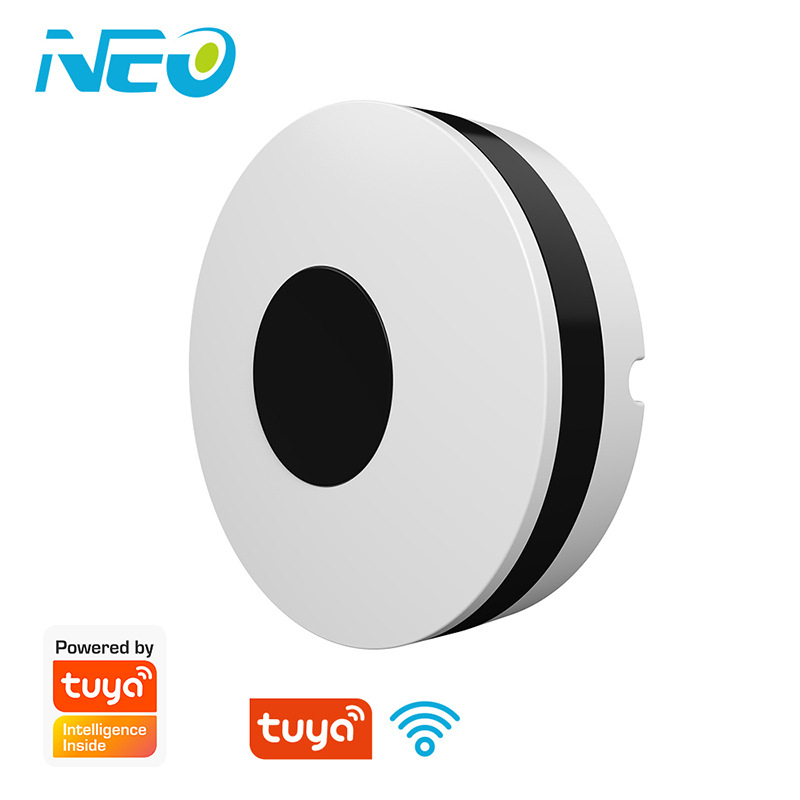 Hd13d325366764610a03c86134fcc009dZ - 2020 New NEO Smart Wireless Infrared Universal Remote WiFi IR Remote Support Google Home Universal Smart Remote Controller