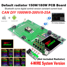 Meter Monitor Pcb-Board Usb-Tester Power-Supply Discharge-Charge Electronic-Load-Lithium-Battery-Capacity
