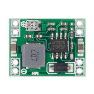 MP1584EN 3A Ultra-Small Size DC-DC Step Down Supply Module Adjustable power step-down descending output module 24V 12V 9V 5V 3V(China)