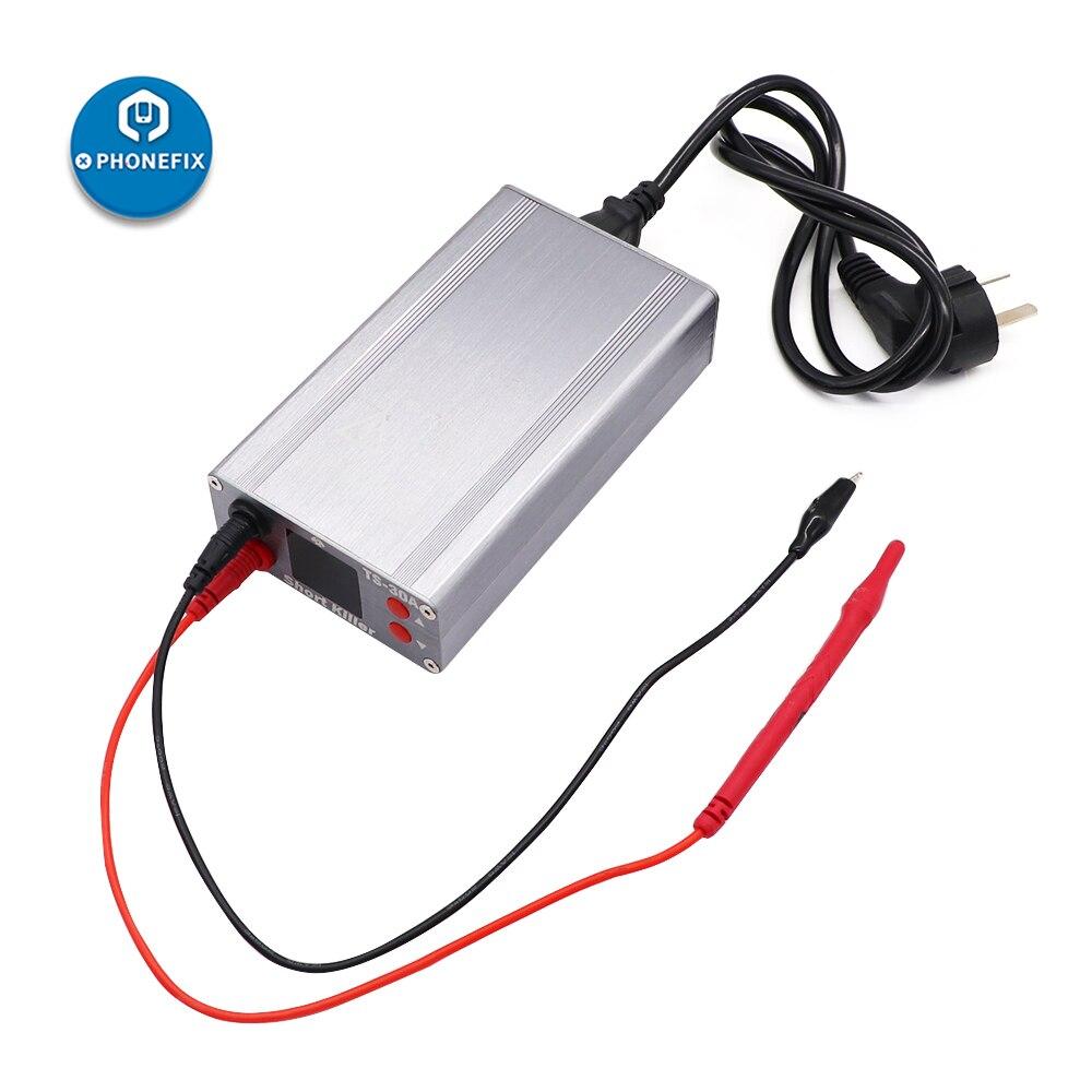 Tools : TS-30A TS-20A Short Killer PCB Short Circuit Fault Diagnosis Instrument for iPhone Repair Short-circuit Burning Detector Box