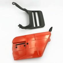 HUNDURE Clutch Tandwiel Cover Chain Brake Front Guard Handvat Lever Spanner Voor HUSQVARNA 365 371 372 372XP 362 Kettingzaag Onderdelen
