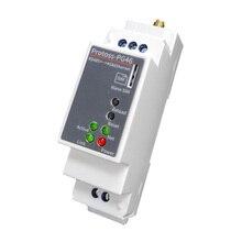 Protoss PG46 RS485 to 4G/Ethernet Serial Server Rail Mounting DTU 9~50V/100~240V DC/AC 4G Router Support VPN APN HF PG46