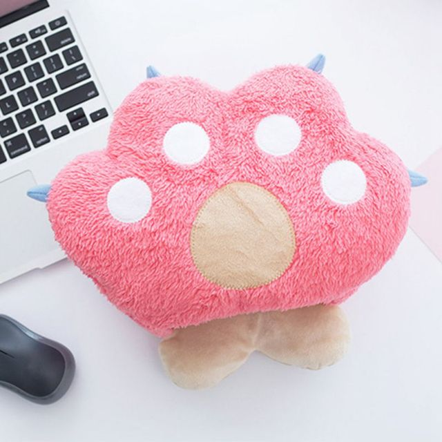 USB Power Heating Mouse Pad Keep Warm In Winter Protect Your Hands From Frostbite 2