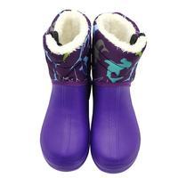 Children New Style Autumn And Winter Snow Boots Women's Tube Fuzzy Boots Women's Warm plus Velvet Imitation